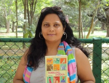 'AMBLING INDIAN' A Hilarious Book on India  By Aina Rao, a new Aam Aurat