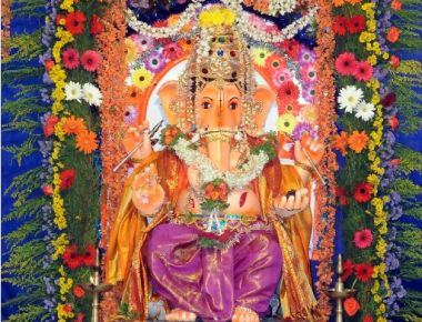 Lord Ganesha idols made of plaster of paris material banned