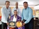 ಬಿಆರ್ ಸಮೂಹದ ಸಿಎಂಡಿ ಬಿ.ಆರ್ ಶೆಟ್ಟಿ ಅವರನ್ನು ಗೌರವಿಸಿದ ಬೊಂಬೇ ಬಂಟ್ಸ್ ಅಸೋಸಿಯೇಶನ್
