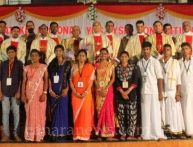 Karnataka Region YCS/YSM Three days Convention inaugurated at Udupi