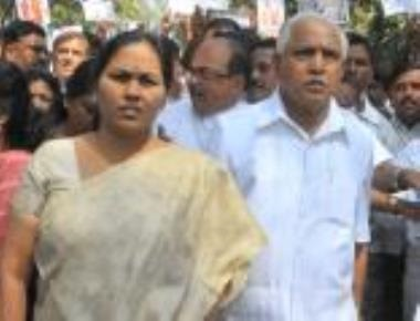 Snub to Yeddyurappa: No place for Shobha; Ravi Kumar in BJP core committee