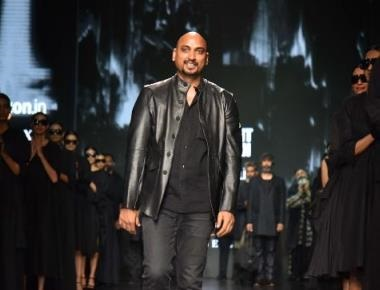 Designer Samant Chauhan bringing out the director's vision alive through his designs