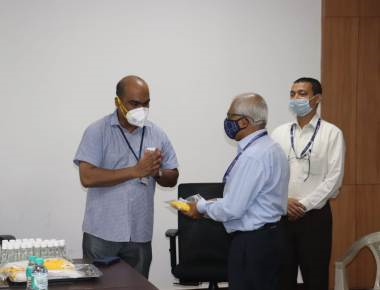 MCC Bank Ltd distributes COVID safety Kit to its staff