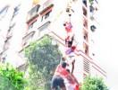 ಸಯಾನ್ನ ಗೋಕುಲದಲ್ಲಿ ಆಚರಿಸಲ್ಪಟ್ಟ ಶ್ರೀ ಕೃಷ್ಣ ಲೀಲೋತ್ಸವ-ದಹಿಹಂಡಿ