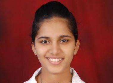 Shalon Joanne Pais is NBJ Yuva Pratibha Puraskar 2015 Winner