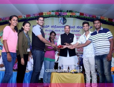 9th Diocesan Youth Convention of ICYM Mangalore Diocese held with grandeur