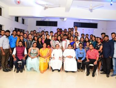 Retro Fire 2019 - A Retro themed Youth Event organized by YSD Derebail, attracts youth of Mangalore Diocese