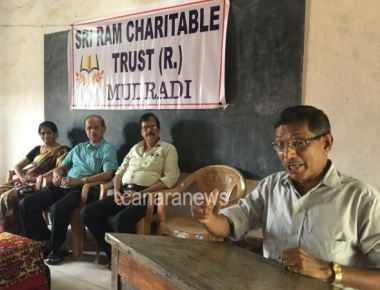 Brahmavar: Scholarships and Financial Assistance by Sri Ram Charitable Trust Mudradi