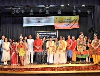 Manisha Vadhe - Yakshagana by Patla Sathish Shetty and Team