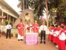 ಕುಂದಾಪುರ ರೊಜರಿ ಮಾತಾ ಇಗರ್ಜಿಯಲ್ಲಿ ಭಕ್ತಿ ಪೂರ್ವಕ ಗರಿಗಳ ಭಾನುವಾರ ಆಚರಣೆ