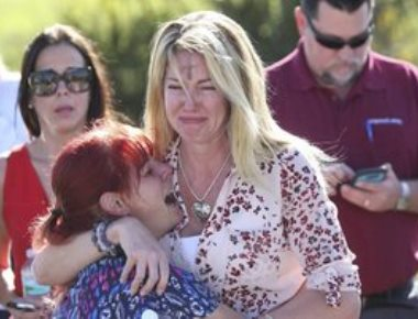 17 killed as ex-student goes on shooting spree in US school