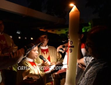 Most Holy Redeemer Church, Derebail Celebrates the Resurrection of Jesus