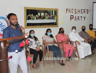 Yuva Spandan Derebail (YSD/ICYM) Organised Fresher's Party and Potluck 2020