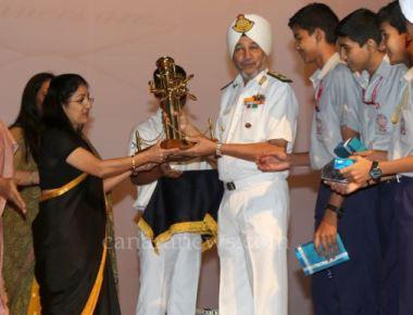 Naval Children School is first to get NWWA Quiz Competition