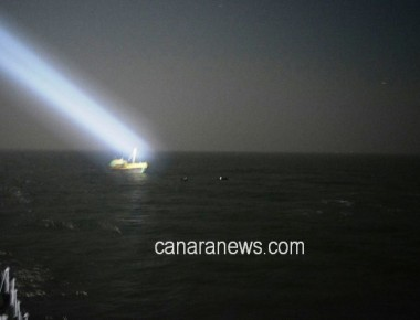 Indian Coast Guard Rescue Eight Crew From Sinking Dhow Off Murud