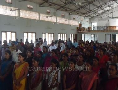 The PTA General body meeting held at St Anthony's English Medium School Sasthan