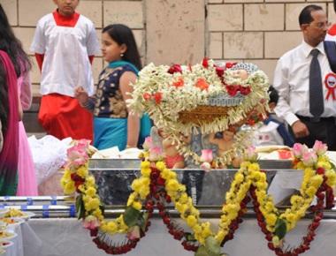 Kuwait: Abbasiya Families celebrate Monthi Fest