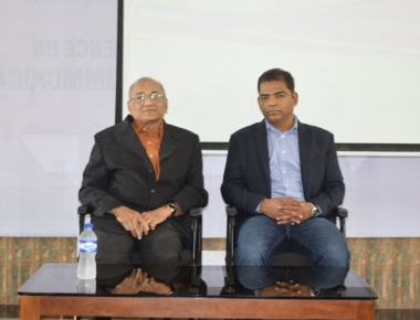Guest lecture at AIET MBA Mijar -STAN GOVEAS -CANADA