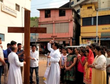 ICYM and YCS St. Paul Eastern Deanery Puttur organises Youth Retreat at the Deanery Level