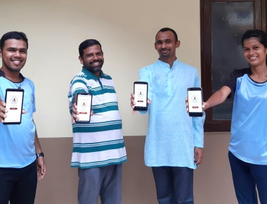 ICYM Mangalore Diocese launches Red Drop Mangalore App to the society