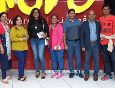 Hat-Trick Houseful Show of 'Sophiya' in Abu Dhabi on26th January –  Next Week in Sharjah