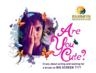 Casting call for Sandhya Creation's upcoming Kannada Movie by Ranjit Bajpe