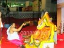 ದಹಿಸರ್ನ ಜಿಎಸ್ಬಿ ಗಾರ್ಡನ್ನ ಮಾಧವೇಂದ್ರ ಸಭಾ ಮಂಟಪದಲ್ಲಿ ಜಿಎಸ್ಬಿ ಸಭಾ ದಹಿಸರ್-ಬೊರಿವಲಿ ಸಂಸ್ಥೆಯಿಂದ 12ನೇ  ದಹಿಸರ್ ದಸರೋತ್ಸವ