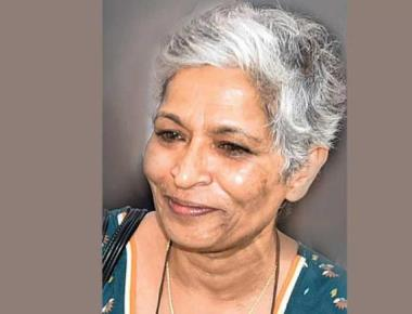 'Justice for Gauri' rally in New Delhi on October 5