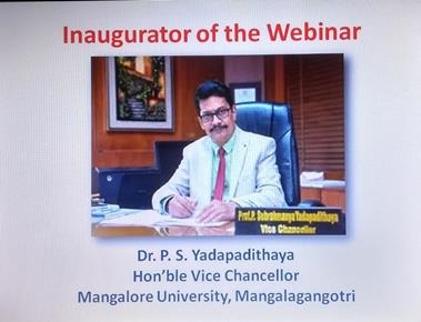 St Agnes College and Mangala Alumni Association  Organize a Webinar for College Faculty Members