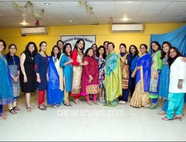 Agnesian Alumnae of Kuwait celebrates Monthi fest