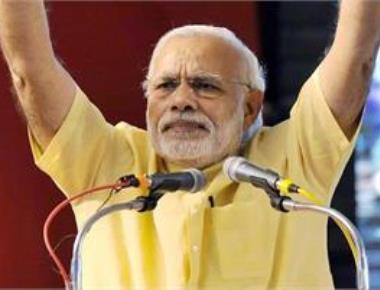 Modi says Gandhi family  disrupting Parl to avenge poll defeat