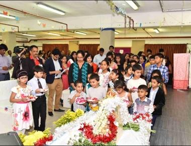 Kuwait: KVWA celebrates Monthi fest