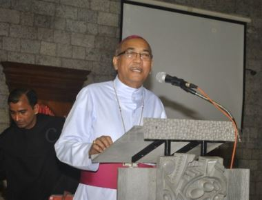The Mangaluru City Corporation  plans to felicitate Bishop Rev. Aloysius Paul D' Souza