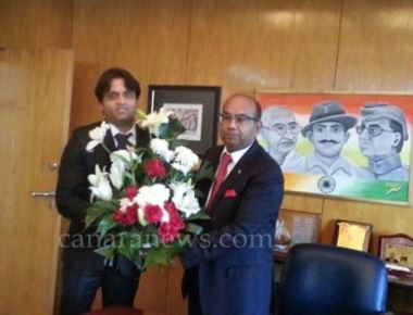 Kuwait: TKK managing committee meets Indian Ambassador, discuss default