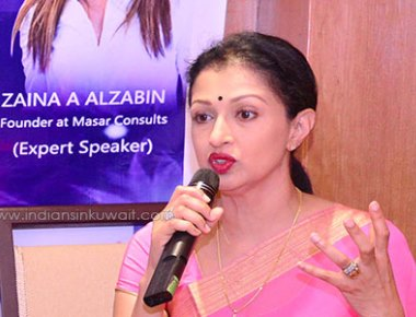 Actress Gautami to introduce Life Again foundation in Kuwait for cancer patients