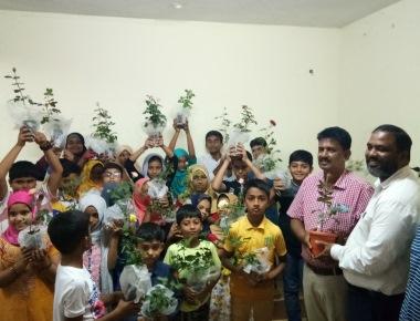 Children Plantation Festival