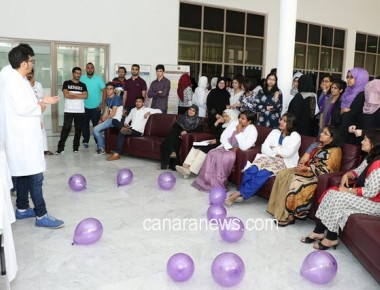 Gulf Medical University Marks World Polio Day