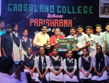 Inter collegiate NSS fest at Crossland College