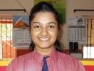 ಮಹಾರಾಷ್ಟ್ರ ರಾಜ್ಯ ಎಸ್ಎಸ್ಸಿ ಪರೀಕ್ಷೆ  ಕು| ತೃಪ್ತಿ ಉಮೇಶ್ ನಾಯ್ಕ್ 87.20%