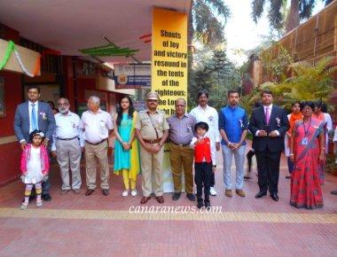 St. Xavier's High School, Borivali (E)  Republic Day Celebration