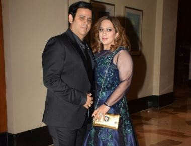Ajay Kapoor at the Grand Reception party of Newly Weds Gautam Gupta and Smriti Khanna