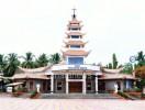 ಹರಿಹರದ ಆರೋಗ್ಯ ಮಾತೆ ಪುಣ್ಯಕ್ಷೇತ್ರಕ್ಕೆ ಕಿರು ಬಸಿಲಿಕ ಸ್ಥಾನಮಾನ