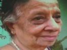 ಕು| ಲುವಿಜಾ ಮಿನೇಜಸ್ (ಲೂಸಿ/ಲುಜ್ಜಾ ಟೀಚರ್)(91) ವ್ರದ್ದಾಪ್ಯದಿಂದ ಇಂದು ಬೆಳಿಗ್ಗೆ  ನಿಧನ