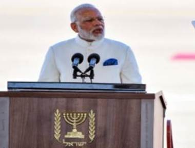 India, Israel to cooperate in fight against terrorism: Modi