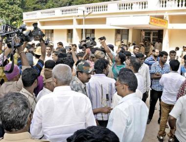BJP worker's death shrouded in mystery