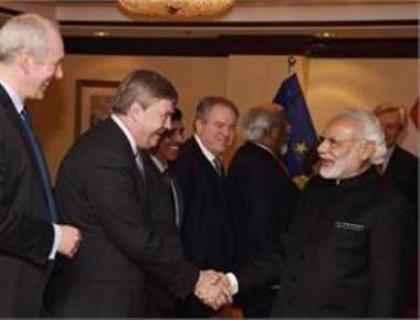 Modi can be a major ally in war against terror: EU lawmakers