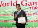 ಟೆನ್ನಿಸ್ ವಾಲಿಬಾಲ್ ಭಾರತಕ್ಕೆ ಚಿನ್ನದ ಪದಕ ತಂದ ಅಧಿತಿ ಸಾಲ್ಯಾನ್