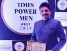 ಗ್ರೂಮಿಂಗ್ ಎಕ್ಸ್ಪರ್ಟ್ ಆಫ್ ದ ಈಯರ್-2018 ಪ್ರಶಸ್ತಿ ಮುಡಿಗೇರಿಸಿದ