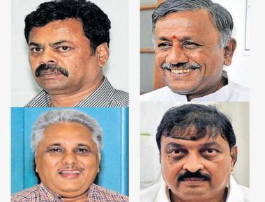BJP cracks whip, shows door to 4 office-bearers