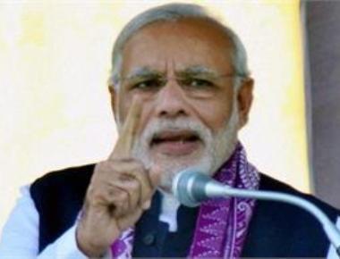 Modi condemns attack on       Pak university; Sharif appreciates it